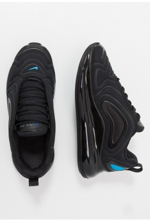 Nike AIR MAX 720 - Sneakers laag black/blue hero/hyper royal/cool greyNIKE303368