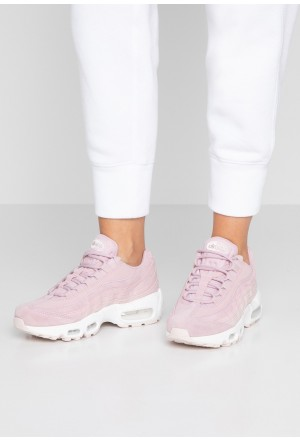 Nike AIR MAX 95 PRM - Sneakers laag plum chalk/barely rose/summit white/light creamNIKE101593