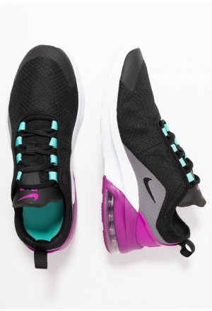 Nike AIR MAX MOTION 2 - Sneakers laag black/hyper violet/gunsmoke/aurora green/whiteNIKE303300