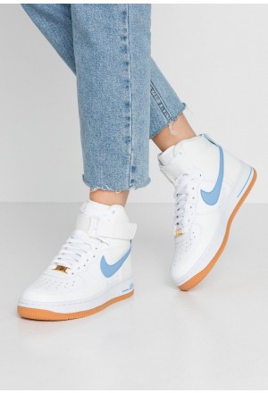 Nike Sneakers laag summit white/light blue/white/med brownNIKE101366