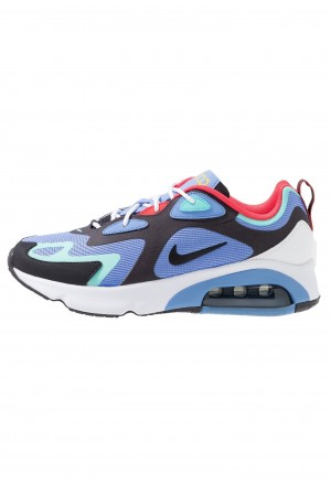 Nike AIR MAX 200 - Sneakers laag royal pulse/oil grey/light aqua/ember glow/chrome yellow/whiteNIKE202253