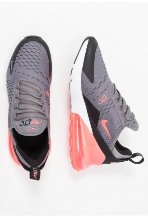 Nike AIR MAX 270 - Sneakers laag gunsmoke/hot punch/black/whiteNIKE303412
