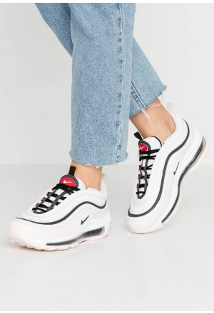 Nike AIR MAX 97 - Sneakers laag light soft pink/black/summit white/gym red/whiteNIKE101539