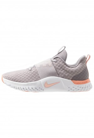 Nike RENEW IN-SEASON TR 9 - Sportschoenen atmosphere grey/echo pink/pink quartz/whiteNIKE101655