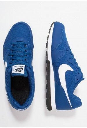 Nike MD RUNNER 2 - Sneakers laag gym blue/white/blackNIKE303196