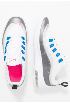 Nike AIR MAX AXIS - Sneakers laag white/hyper pink/black/photo blueNIKE303286