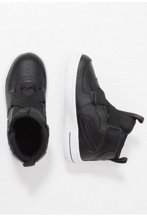 Nike FORCE 1 HIGHNESS - Sneakers hoog black/whiteNIKE303440