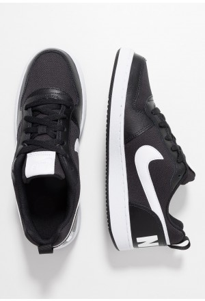 Nike COURT BOROUGH - Sneakers laag black/whiteNIKE303366