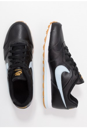 Nike NIKE RUNNER  - Sneakers laag - black/celestine blue/gold black/celestine blue/goldNIKE303473