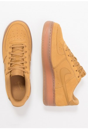 Nike AIR FORCE 1  - Sneakers laag wheat/light brownNIKE303481