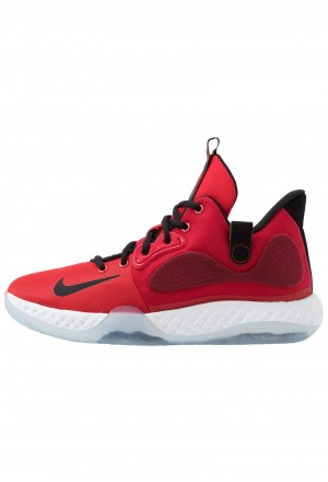 Nike KD TREY 5 VII - Basketbalschoenen university red/black/whiteNIKE203016