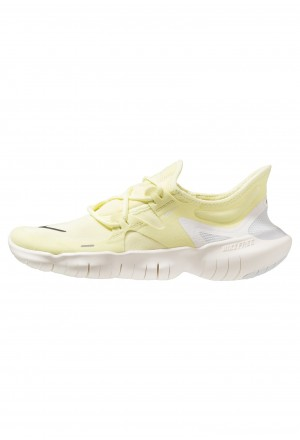 Nike FREE RN 5.0 - Loopschoen neutraal luminous green/black/sail/pure platinumNIKE101781