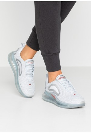 Nike AIR MAX 720 - Sneakers laag pure platinum/light redwood/metallic silver/whiteNIKE101464