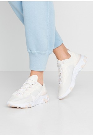 Nike REACT 55 - Sneakers laag pale ivory/light soft pinkNIKE101343
