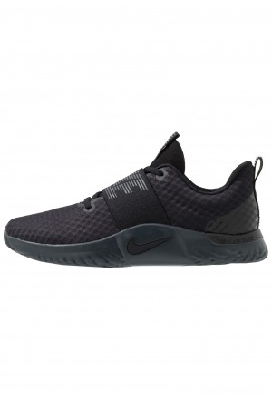 Nike RENEW IN-SEASON TR 9 - Sportschoenen black/anthracite/dark greyNIKE101653