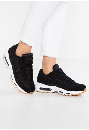 Nike AIR MAX - Sneakers laag black/anthracite/light brown/whiteNIKE101491
