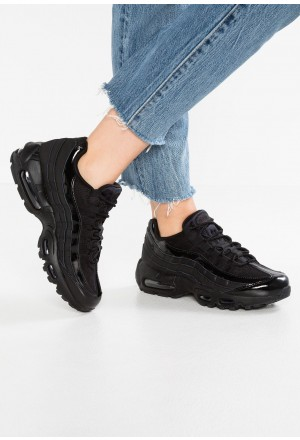Nike AIR MAX - Sneakers laag blackNIKE101493