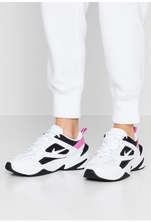 Nike M2K TEKNO - Sneakers laag white/china rose/blackNIKE101429