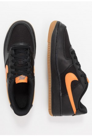 Nike AIR FORCE 1 LV8 5  - Sneakers laag black/bright ceramic/cool grey/white/medium brownNIKE303173