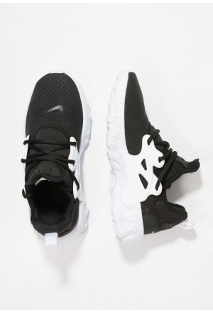 Nike REACT PRESTO - Sneakers laag black/whiteNIKE303317