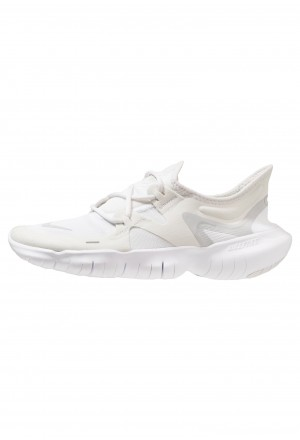 Nike FREE RN 5.0 - Loopschoen neutraal platinum tint/pure platinum/white/voltNIKE101779