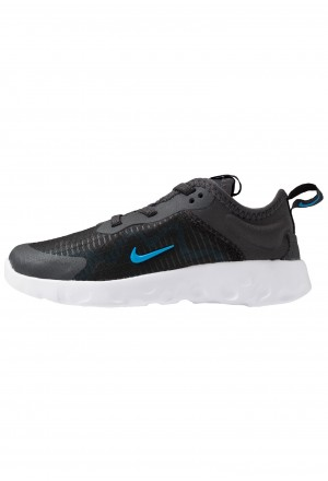 Nike RENEW LUCENT - Instappers anthracite/blue hero/cosmic clayNIKE303531
