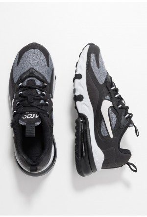 Nike AIR MAX 270 REACT - Sneakers laag black/vast grey/off noir/whiteNIKE303255
