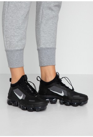 Nike AIR VAPORMAX 2019 UTILITY - Sneakers laag black/reflect silver/whiteNIKE101409