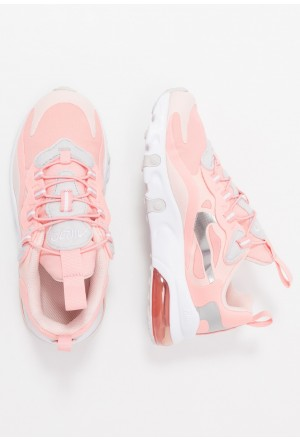 Nike AIR MAX 270 RT GP GEL - Instappers bleached coral/metallic silver/white/echo pink/vast greyNIKE303415