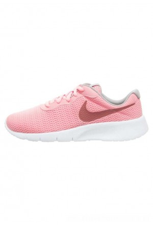 Nike TANJUN - Sneakers laag pink tint/ metallic rose gold/atmosphere greyNIKE303495