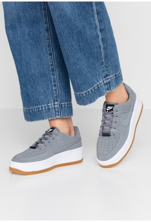 Nike AF1 SAGE - Sneakers laag cool grey/blackNIKE101322