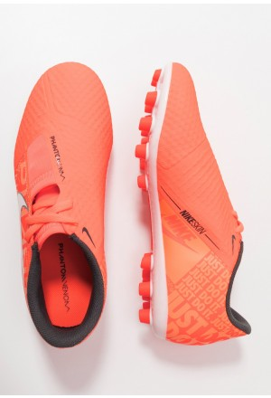 Nike PHANTOM ACADEMY AG - Voetbalschoenen met kunststof noppen bright mango/white/orange plus/anthrazitNIKE303686