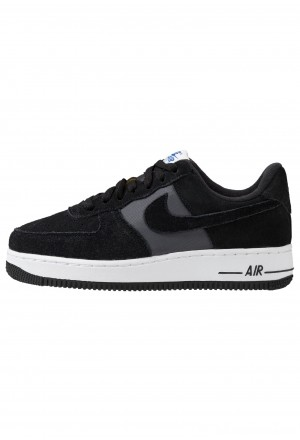 Nike AIR FORCE 1 '07 1FA19 - Sneakers laag black/game royal/white/sailNIKE202573