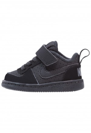 Nike COURT BOROUGH  - Babyschoenen blackNIKE303792