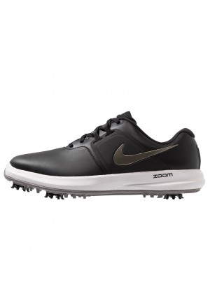 Nike Golf AIR ZOOM VICTORY - Golfschoenen black/metallic pewter/gunsmoke/vast grey/platinum tintNIKE203093