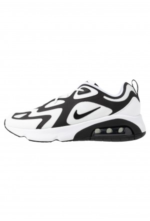 Nike AIR MAX 200 - Sneakers laag white/black/anthraciteNIKE202258
