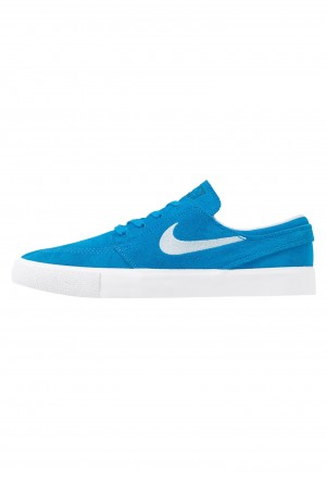 Nike SB ZOOM JANOSKI - Sneakers laag light photo blue/light armory blue/black/photo blue/hyper pinkNIKE202288