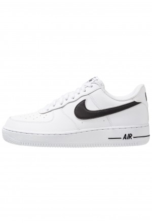 Nike AIR FORCE 1 '07 - Sneakers laag white/blackNIKE101569