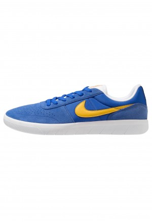 Nike SB TEAM CLASSIC - Skateschoenen game royal/yellow ochre/whiteNIKE202545