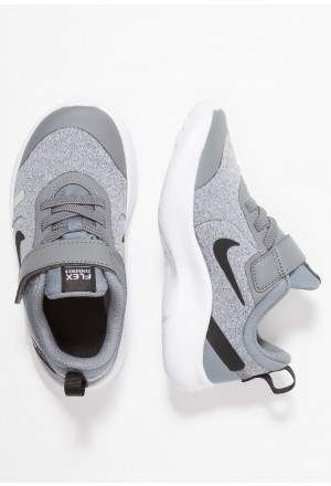 Nike FLEX EXPERIENCE RN 8 - Hardloopschoenen neutraal cool grey/black/reflect silver/whiteNIKE303732