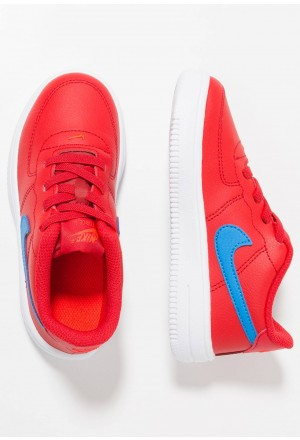 Nike FORCE 1 18 - Sneakers laag university red/photo blue/bright crimsonNIKE303310