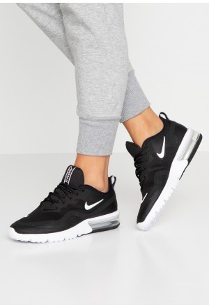 Nike AIR MAX SEQUENT 4.5 - Sneakers laag black/whiteNIKE101327