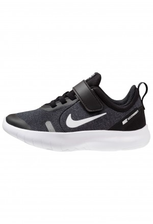 Nike FLEX EXPERIENCE RN 8 - Hardloopschoenen neutraal black/white/cool grey/reflect silverNIKE303733
