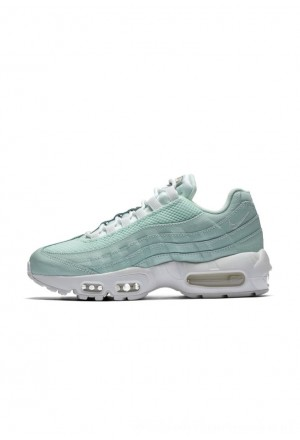Nike NIKE AIR MAX 95 - Sneakers laag igloo/summit white/clay greenNIKE101572