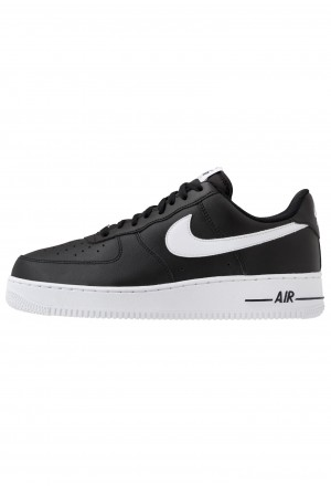 Nike AIR FORCE 1 '07 AN20  - Sneakers laag black/whiteNIKE202601