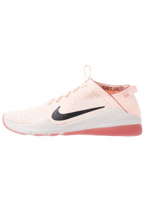 Nike AIR ZOOM FEARLESS FK 2 - Sportschoenen echo pink/oil grey/light soft pink/light redwoodNIKE101893