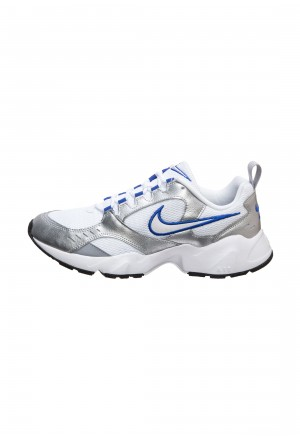 Nike AIR HEIGHTS - Sneakers laag white/racer blue/metallic silverNIKE202473