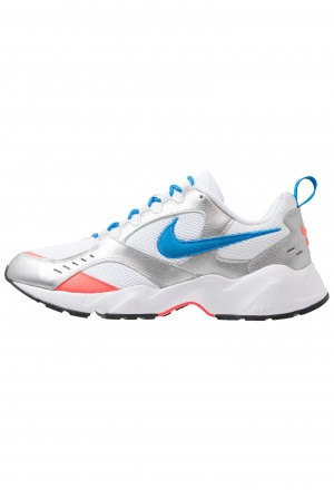 Nike AIR HEIGHTS - Sneakers laag white/photo blue/metallic platinum/flash crimson/pure platinum/blackNIKE202349
