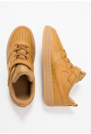 Nike COURT BOROUGH  - Sneakers laag wheat/light brownNIKE303251