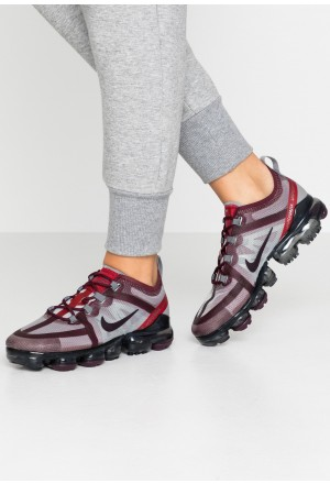 Nike AIR VAPORMAX 2019 - Sneakers laag night maroon/burgundy ash/metallic pewter/gym redNIKE101459